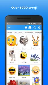 تصویر محیط Elite Emoji v2.1.9