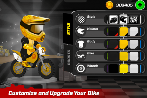 تصویر محیط Bike Up! v1.0.110