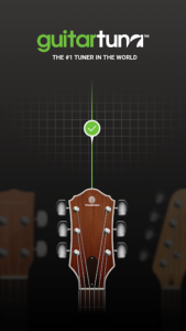 تصویر محیط GuitarTuna – Tuner for Guitar Ukulele Bass & more! v6.16.0