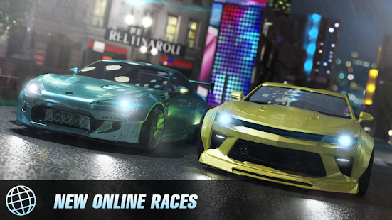 Drag Battle Racing v3.10.38 + data