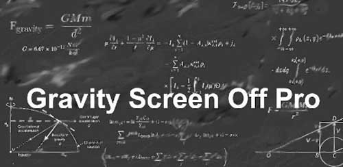 Gravity Screen Pro – On/Off v3.23.0.0
