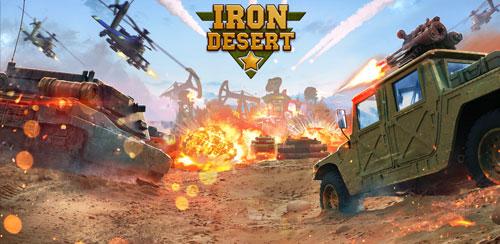 Iron Desert – Fire Storm v6.4