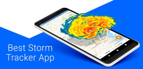 RainViewer: Doppler Radar & Weather Forecast v2.2.9
