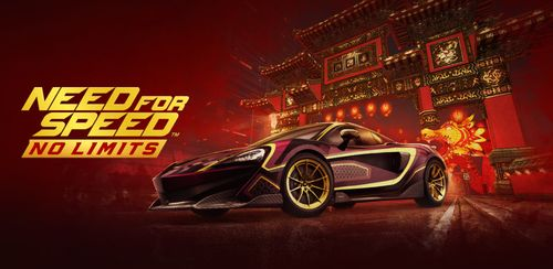 Need for Speed™ No Limits v3.6.2 + data