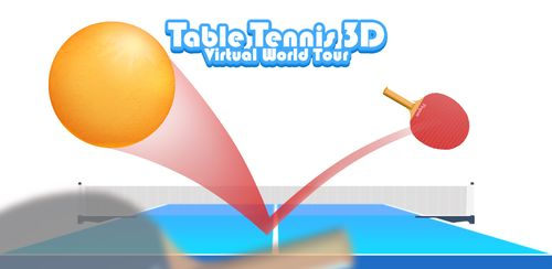 Table Tennis 3D Virtual World Tour Ping Pong Pro v1.1.9