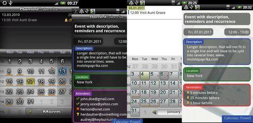 Gemini Calendar v2.13 build 165