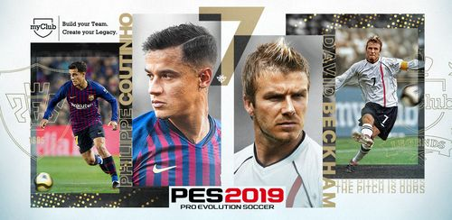 PES 2019 PRO EVOLUTION SOCCER v3.0.0 + data