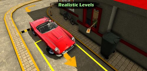 Real Car Parking 3D v5.9.4 + data