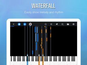 تصویر محیط Perfect Piano v7.5.2