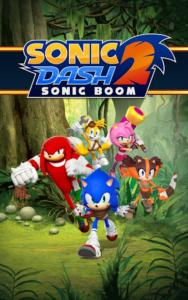 تصویر محیط Sonic Dash 2: Sonic Boom v1.8.1