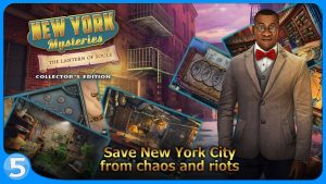 تصویر محیط New York Mysteries 3 (Full) v1.1.1 + data