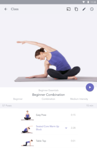 تصویر محیط Yoga Studio: Mind & Body v2.5.2