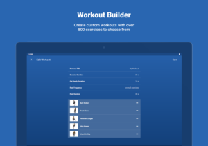 تصویر محیط Fitify: Full Body Workout Routines & Plans v1.3.3