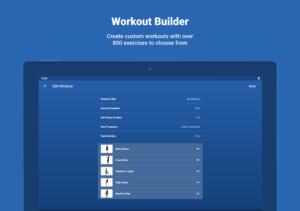 تصویر محیط Fitify: Full Body Workout Routines & Plans v1.4.3