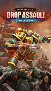 تصویر محیط The Horus Heresy: Drop Assault v2.4.3