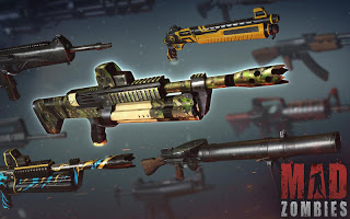MAD ZOMBIES : Free Sniper Games v5.15.0