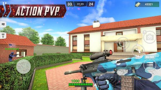 Critical Battle Strike v1.85