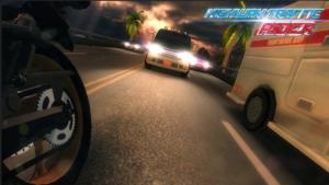 تصویر محیط Highway Traffic Rider v1.7.8