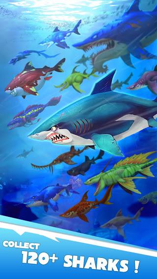 Hungry Shark Heroes v1.5 + data