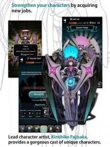 تصویر محیط Terra Battle v5.5.6