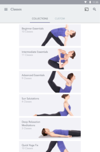 تصویر محیط Yoga Studio: Mind & Body v2.7.3