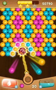 تصویر محیط Bubble Shooter v1.1.9
