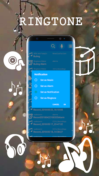 Vinhash Ringtone Maker – Mp3 Cutter v1.1