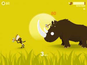 تصویر محیط Big Hunter v2.9.7