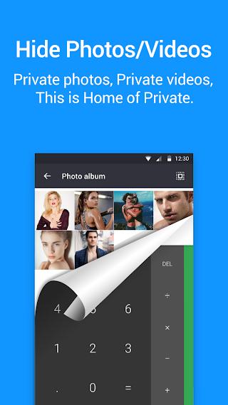 App Hider- Hide Apps Hide Photos Multiple Accounts v1.5.6a