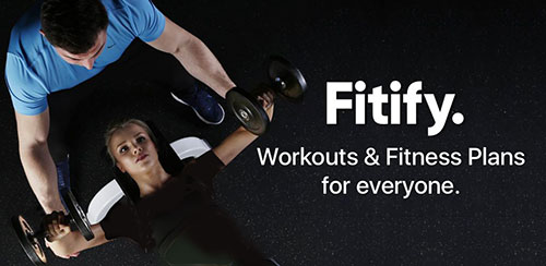 Fitify: Full Body Workout Routines & Plans v1.8.16
