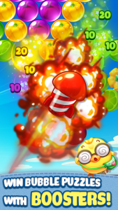تصویر محیط Bubble CoCo: Color Match Bubble Shooter v1.8.4.0 + data