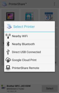 تصویر محیط PrinterShare Premium Key v11.22.0