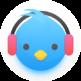 پلیر موزیک Lark Player - YouTube Music & Free MP3 Top Player v2.19.1