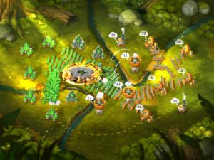 تصویر محیط Mushroom Wars 2 v3.1.0 + data