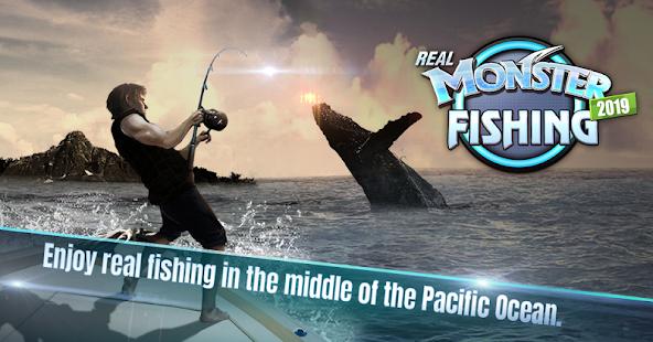 Monster Fishing 2019 v0.1.43