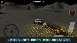 تصویر محیط PROJECT:OFFROAD v95 + data