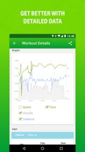 تصویر محیط Endomondo – Running & Walking v20.12.23
