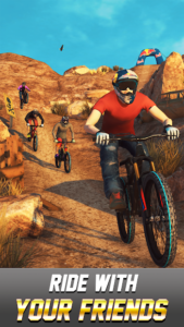 تصویر محیط Bike Unchained 2 v3.8.2 + data