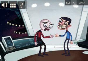 تصویر محیط Troll Face Quest: TV Shows v2.1.10
