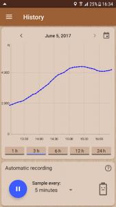 تصویر محیط Accurate Altimeter PRO v2.2.23