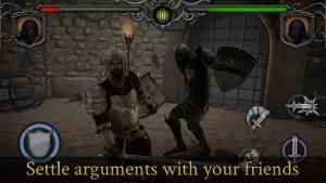 تصویر محیط Knights Fight: Medieval Arena v1.0.21 + data