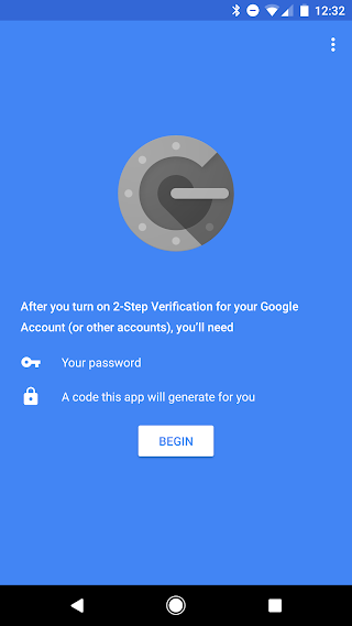Google Authenticator v5.00