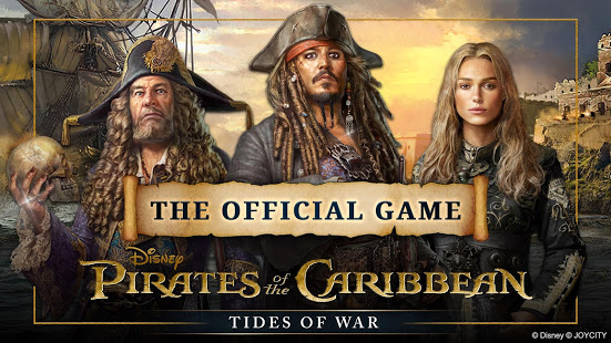 Pirates of the Caribbean: ToW v1.0.93 + data