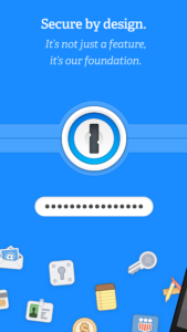 تصویر محیط 1Password – Password Manager and Secure Wallet v7.1.1