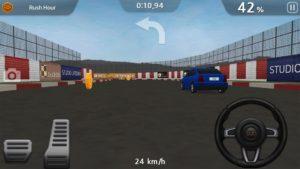 تصویر محیط Dr. Driving 2 v1.38
