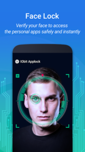 تصویر محیط IObit Applock: Face Lock & Fingerprint Lock 2019 v2.5.0