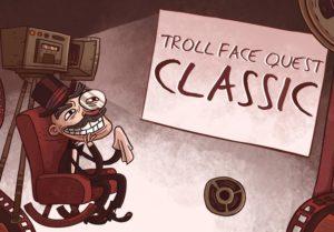 تصویر محیط Troll Face Quest: Classic v1.6.0