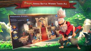 تصویر محیط Final Heroes v32.0.0