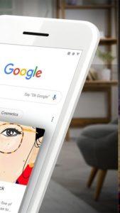 تصویر محیط Google v11.38.8