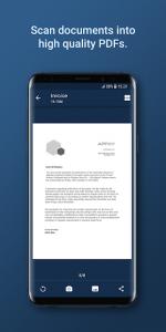 تصویر محیط Tiny Scanner – PDF Scanner App v4.1